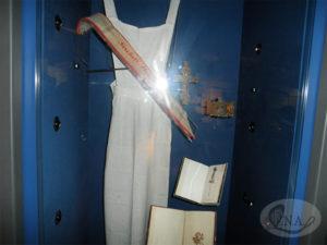 17.クリミア戦争で着用したエプロン