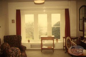 1.1976年当時のナイチンゲールの部屋