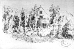 19.姉のパーセノプが描いたリハースト荘
