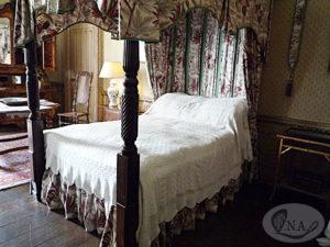 4.クレイドンハウス内のナイチンゲールの部屋の一部